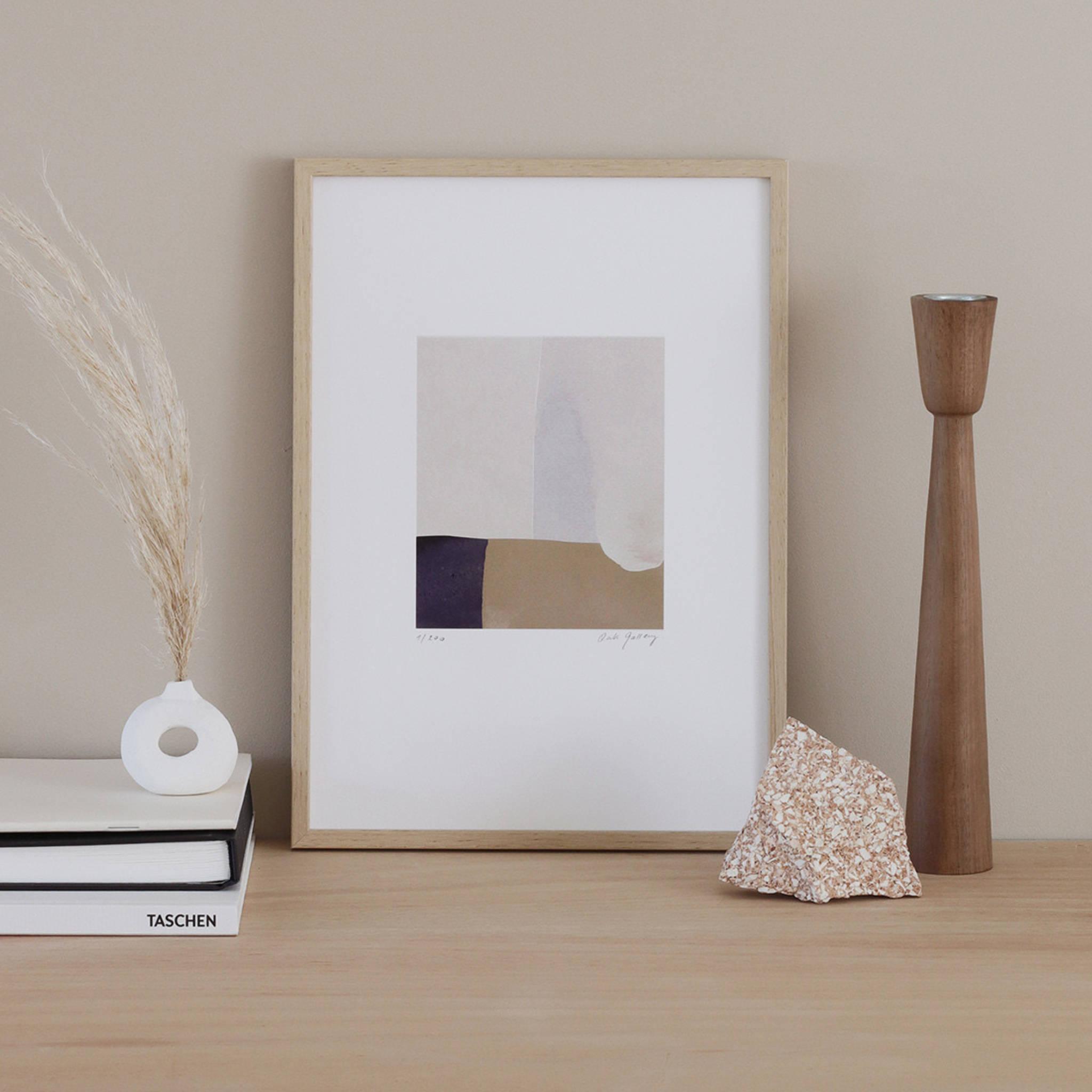 Oak Gallery Comet Print
