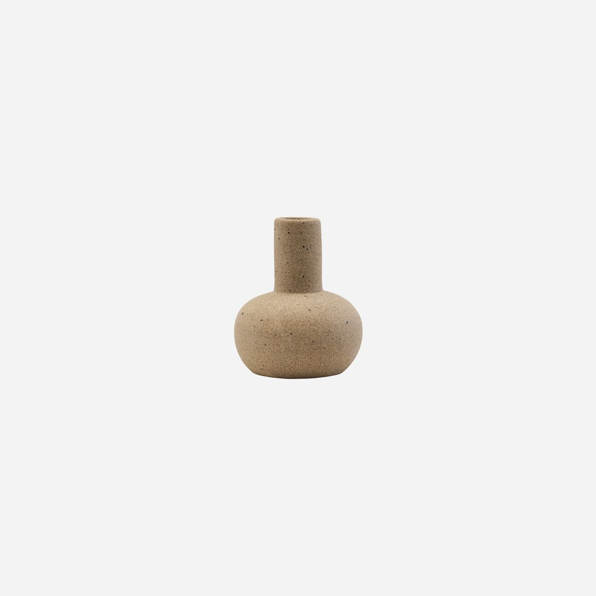 House Doctor Mini Bobbles Vase- Sand