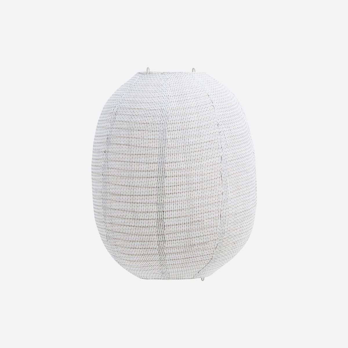 House Doctor Cotton Lampshade Stitch- 50cm