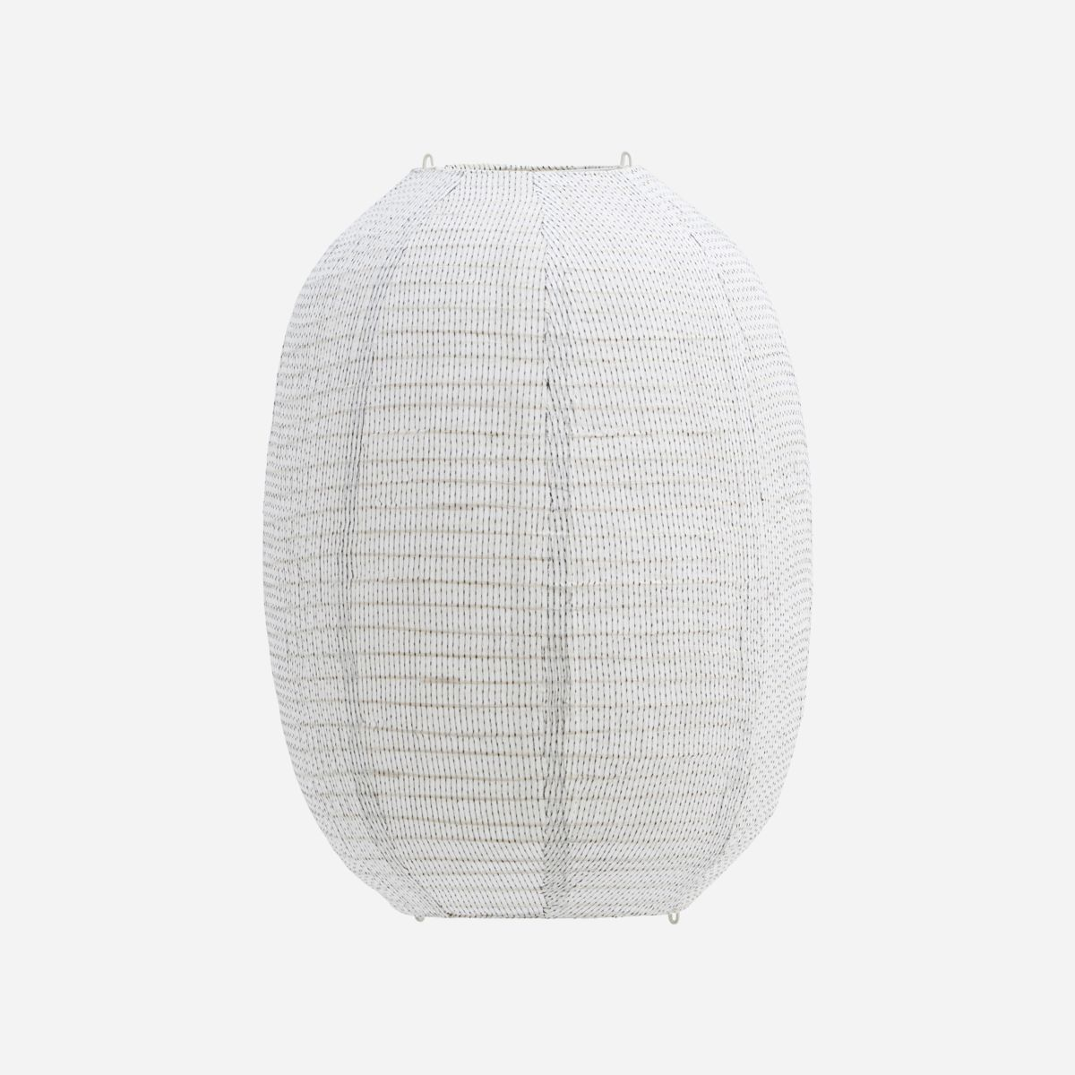 House Doctor Cotton Lampshade Stitch- 60cm
