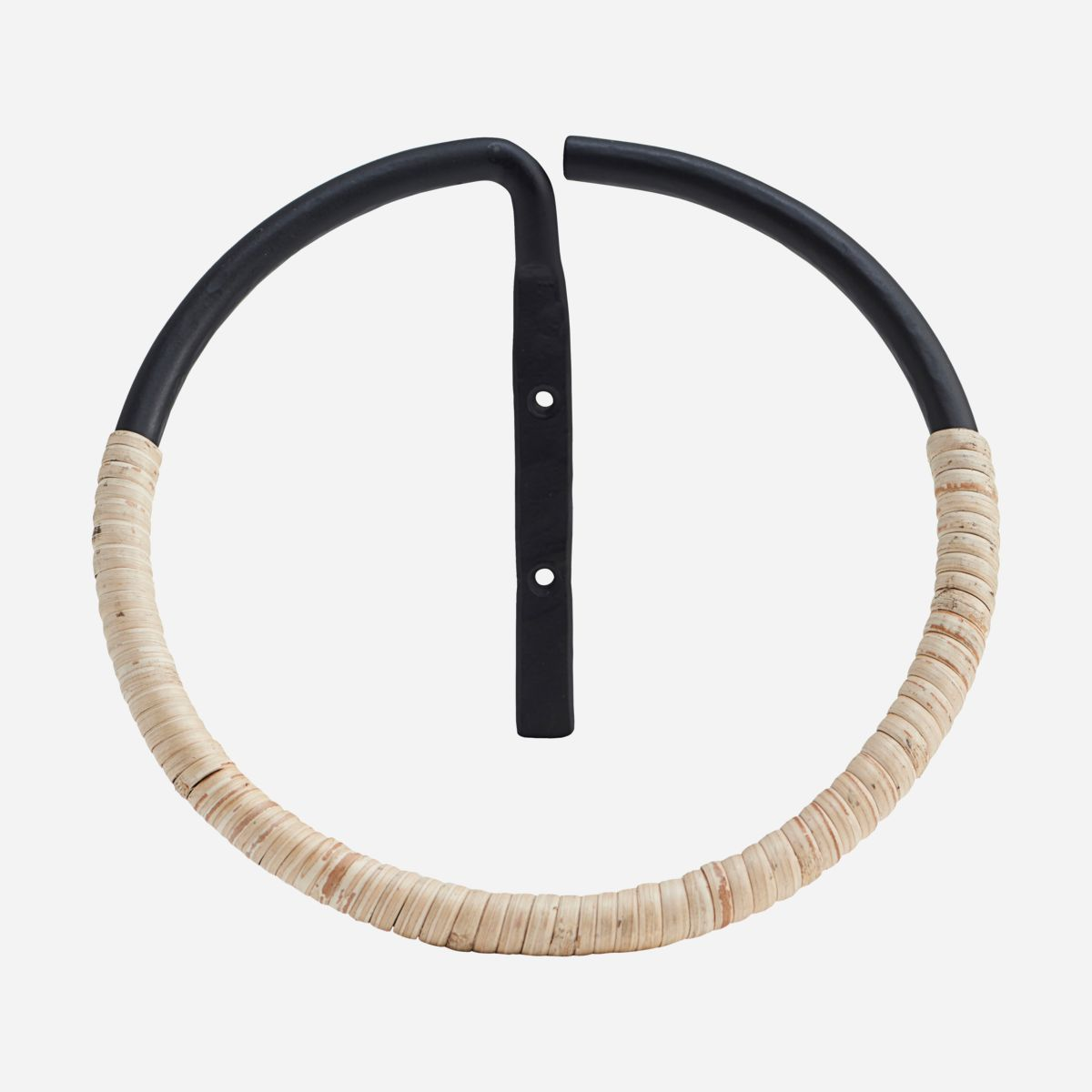House Doctor Rattan Towel Ring