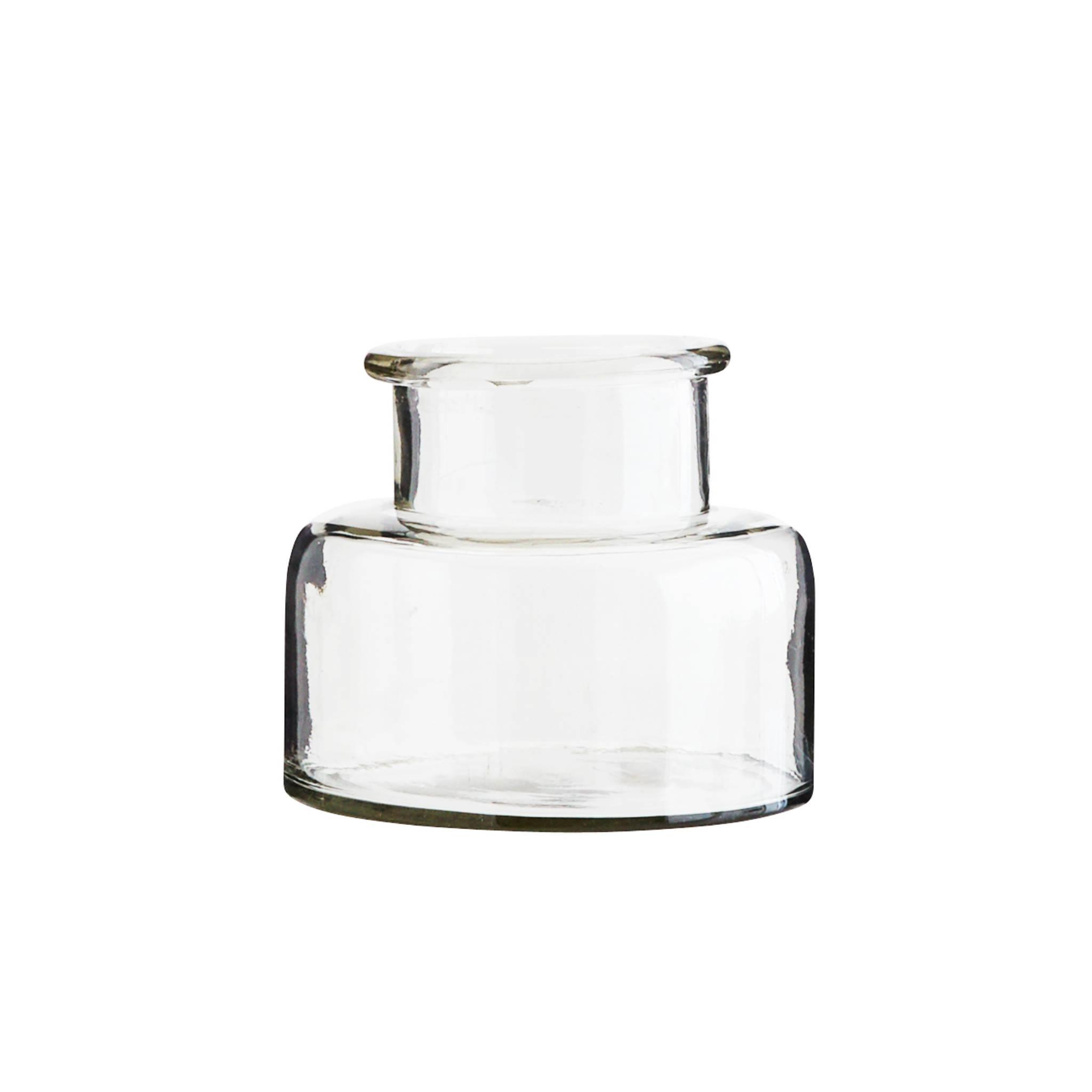 Madam Stoltz- Glass Vase