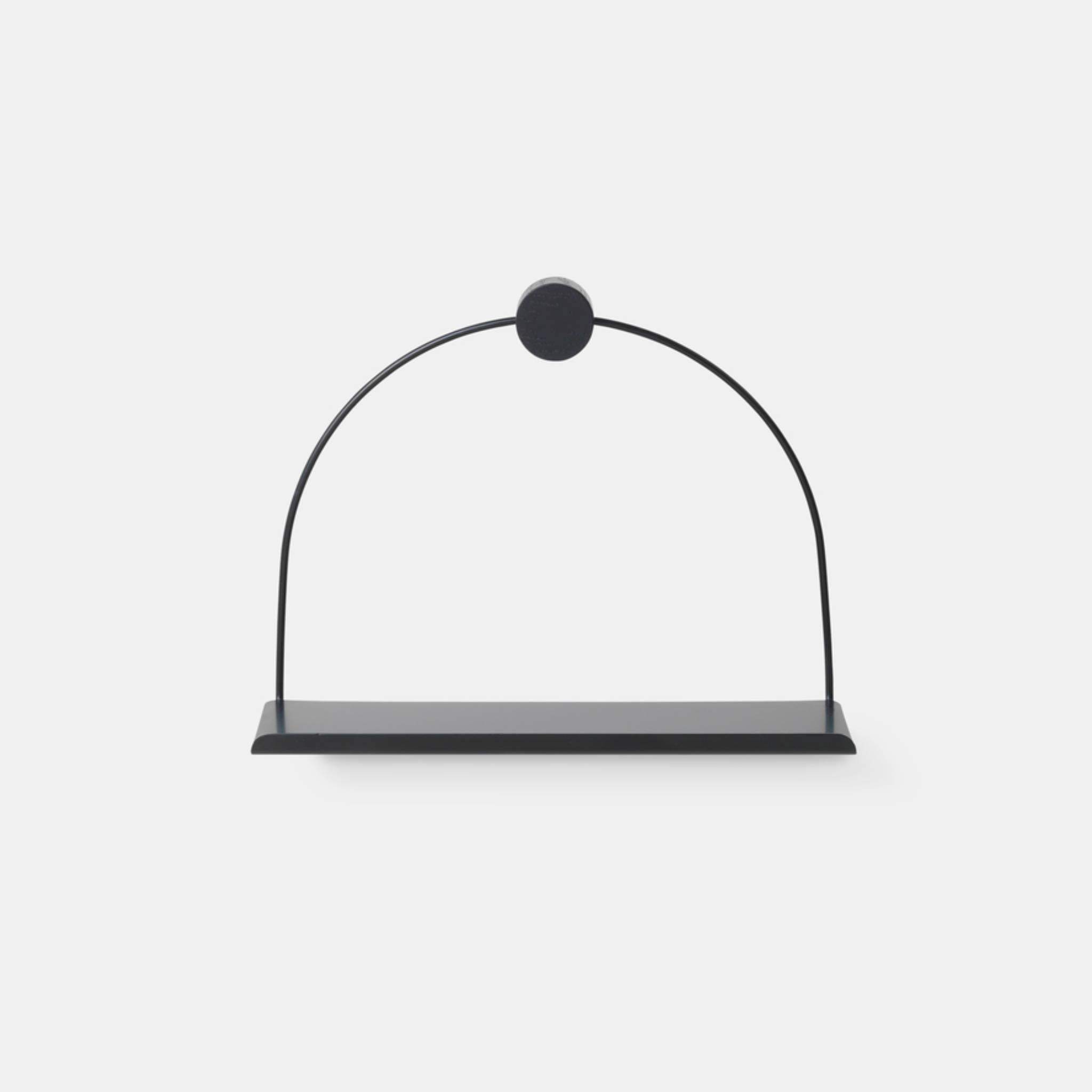 Ferm Living Bathroom Shelf- Black
