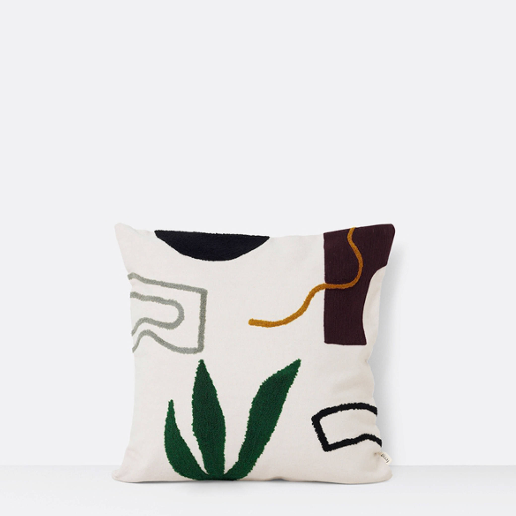 Ferm Living Mirage Cushion- Cacti