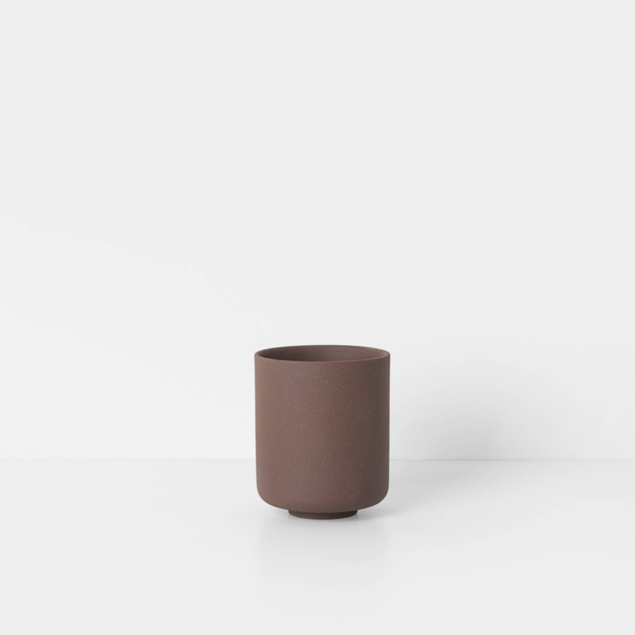 Ferm Living Sekki Cup- Rust- Large