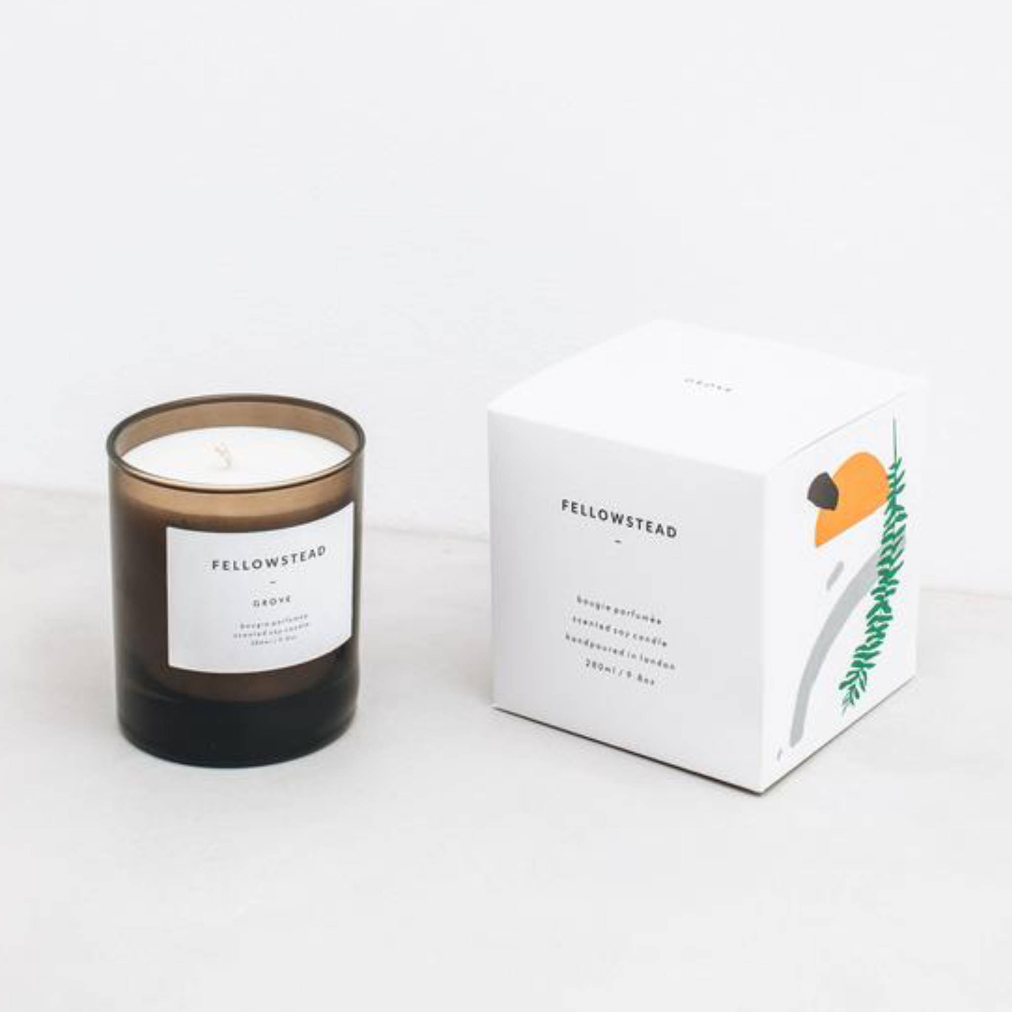 Fellowstead Soy Candle- Grove