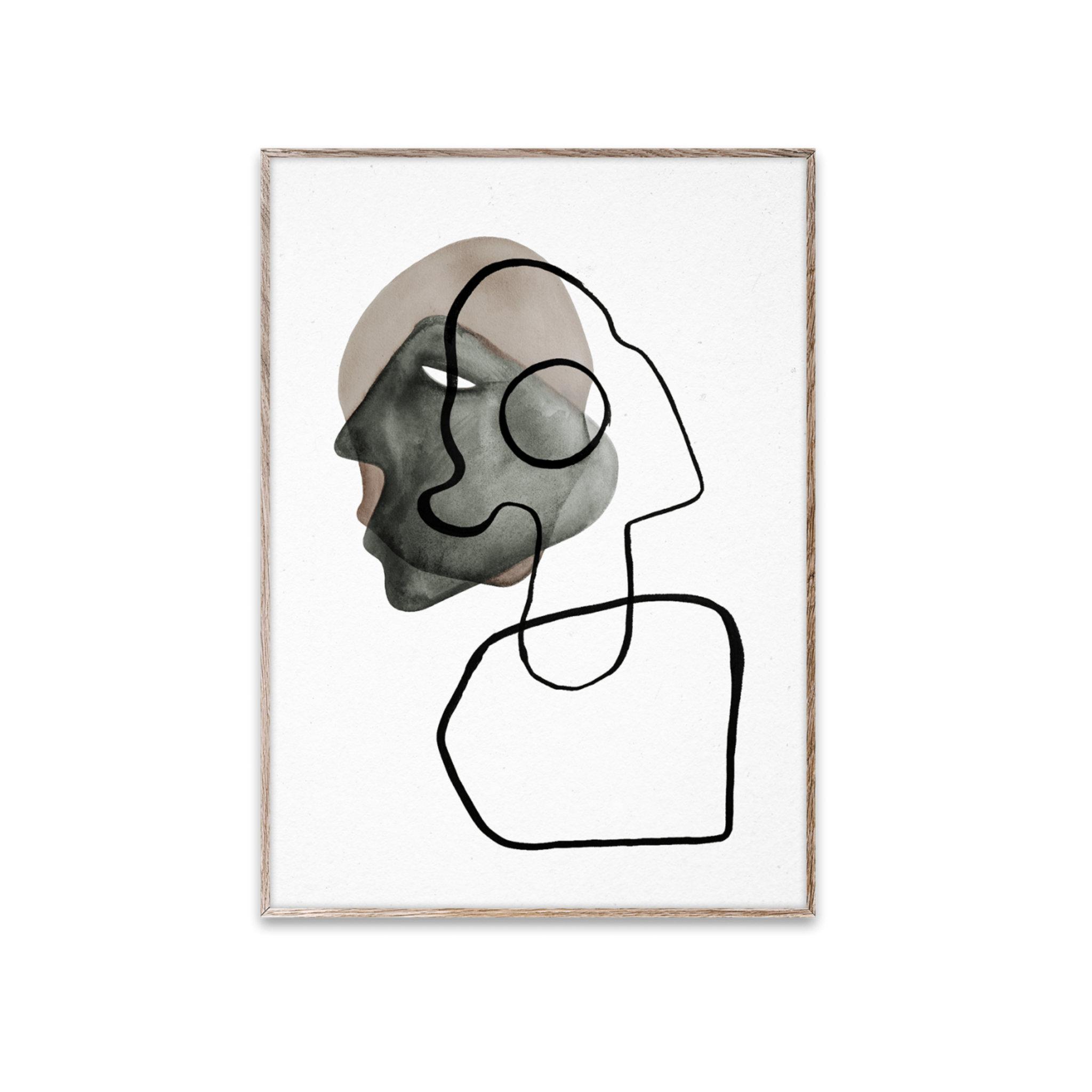 Paper Collective- Comedia Print