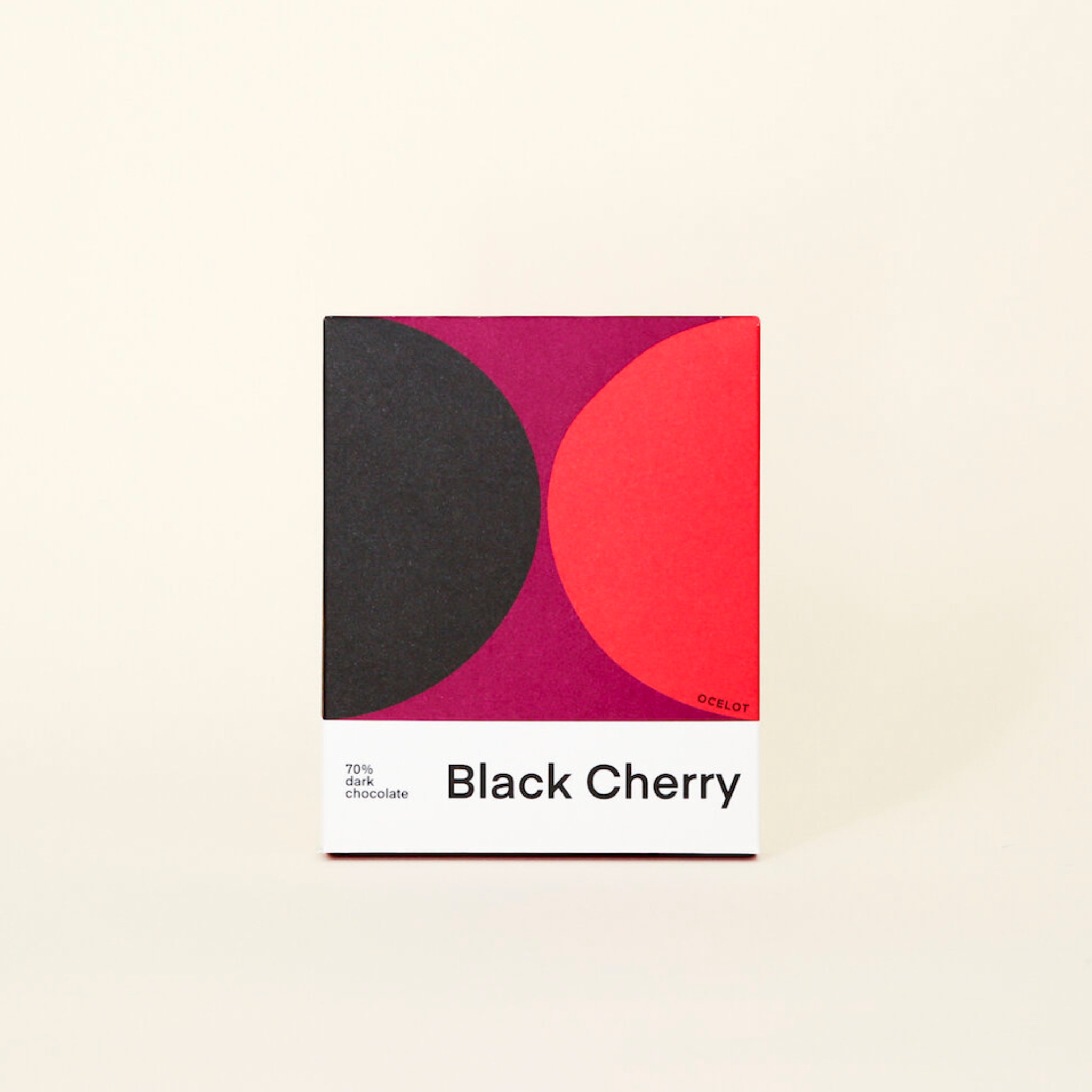 Ocelot Chocolate- Black Cherry