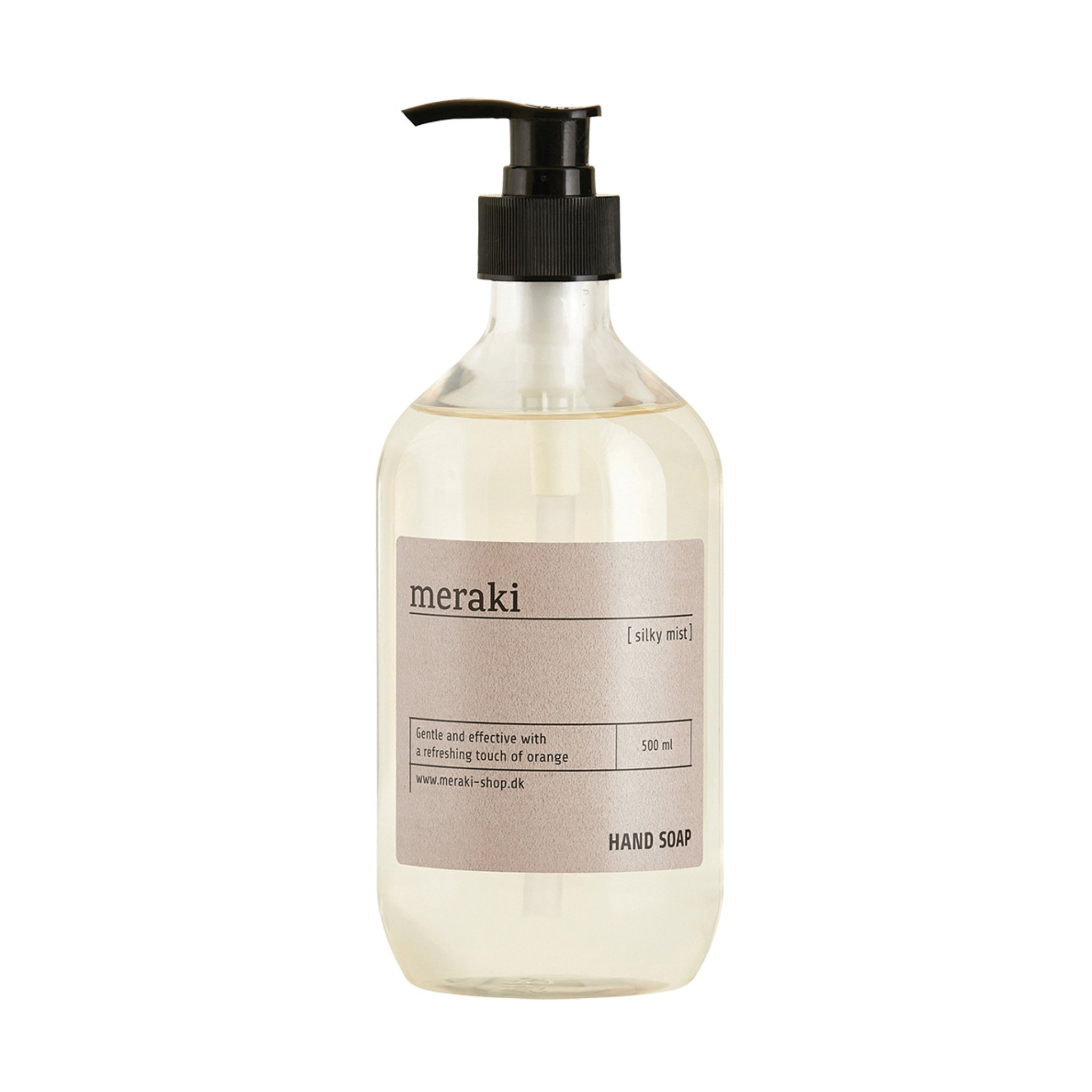 Meraki Hand Soap- Silky Mist