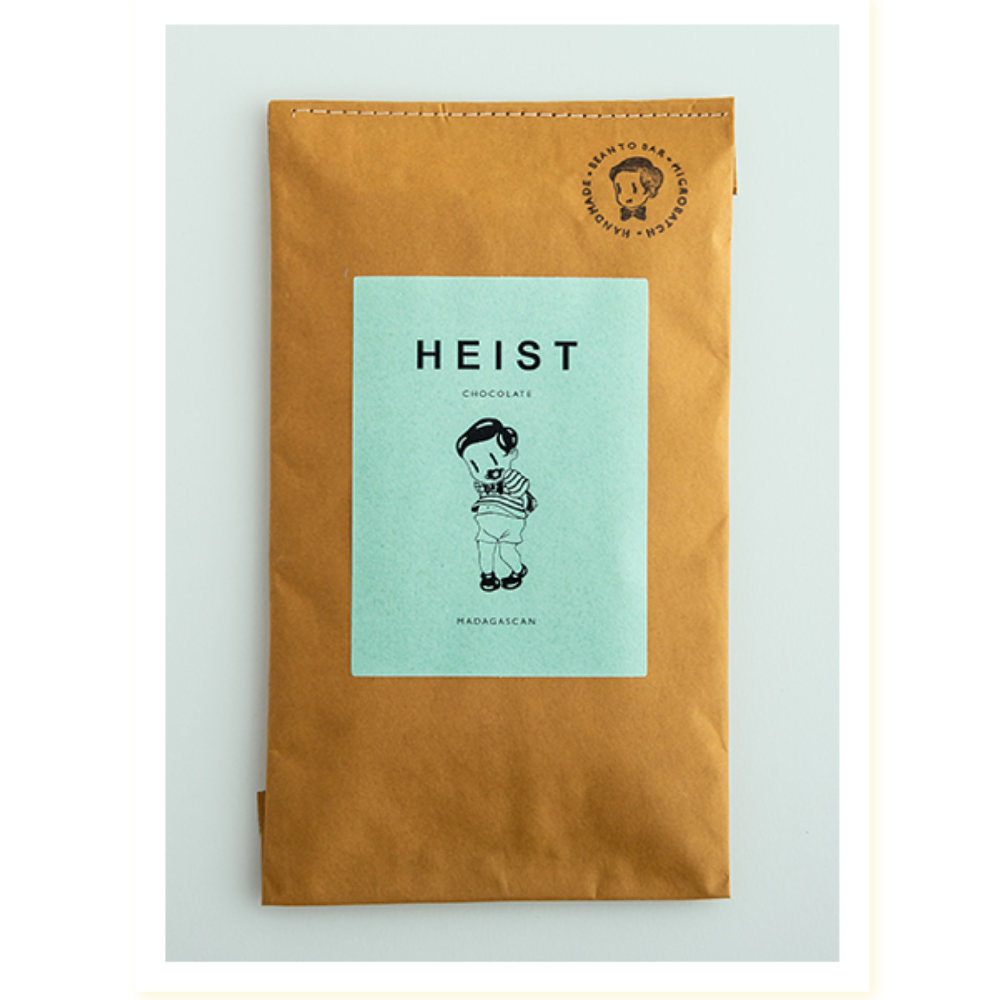 Heist Chocolate- Madagascan