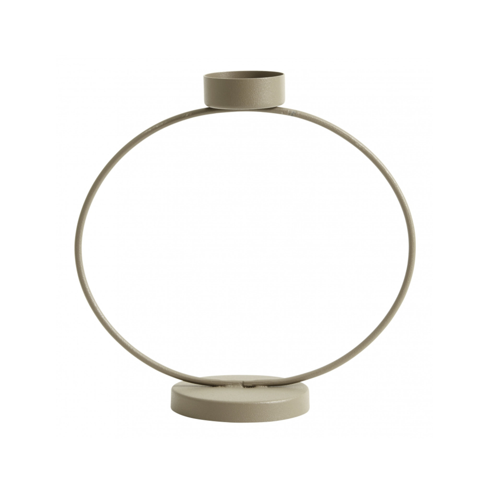 Nordal Circle Tealight Holder