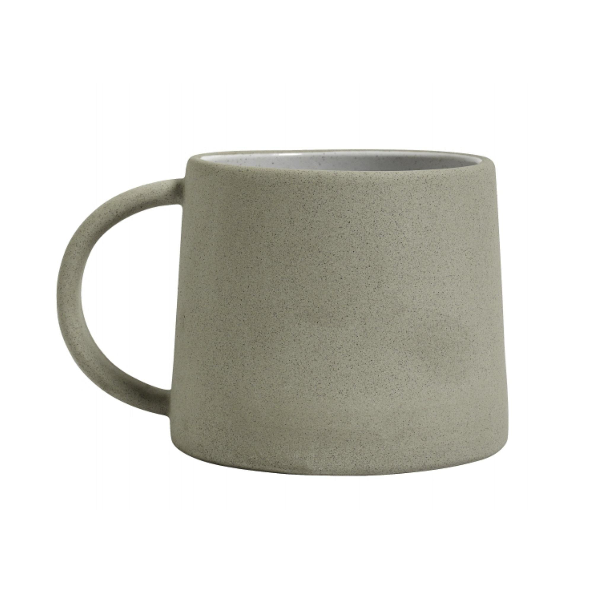 Nordal Stoneware Mug- Beige
