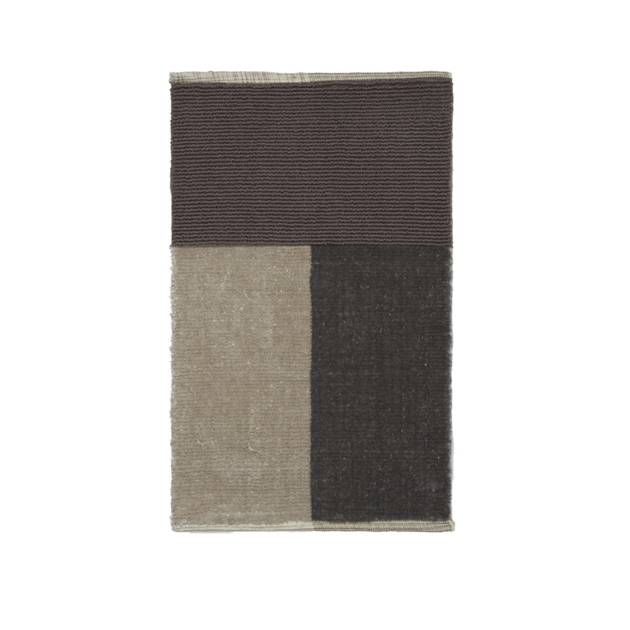 Ferm Living Pile Bath Mat- Brown
