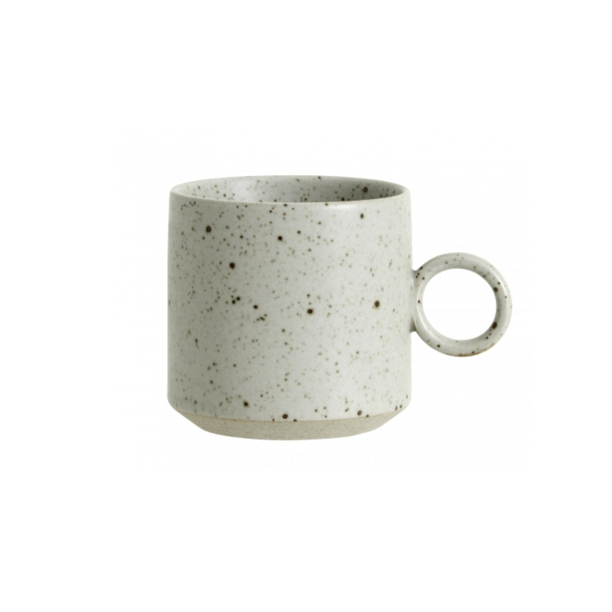 Nordal Grainy Mug