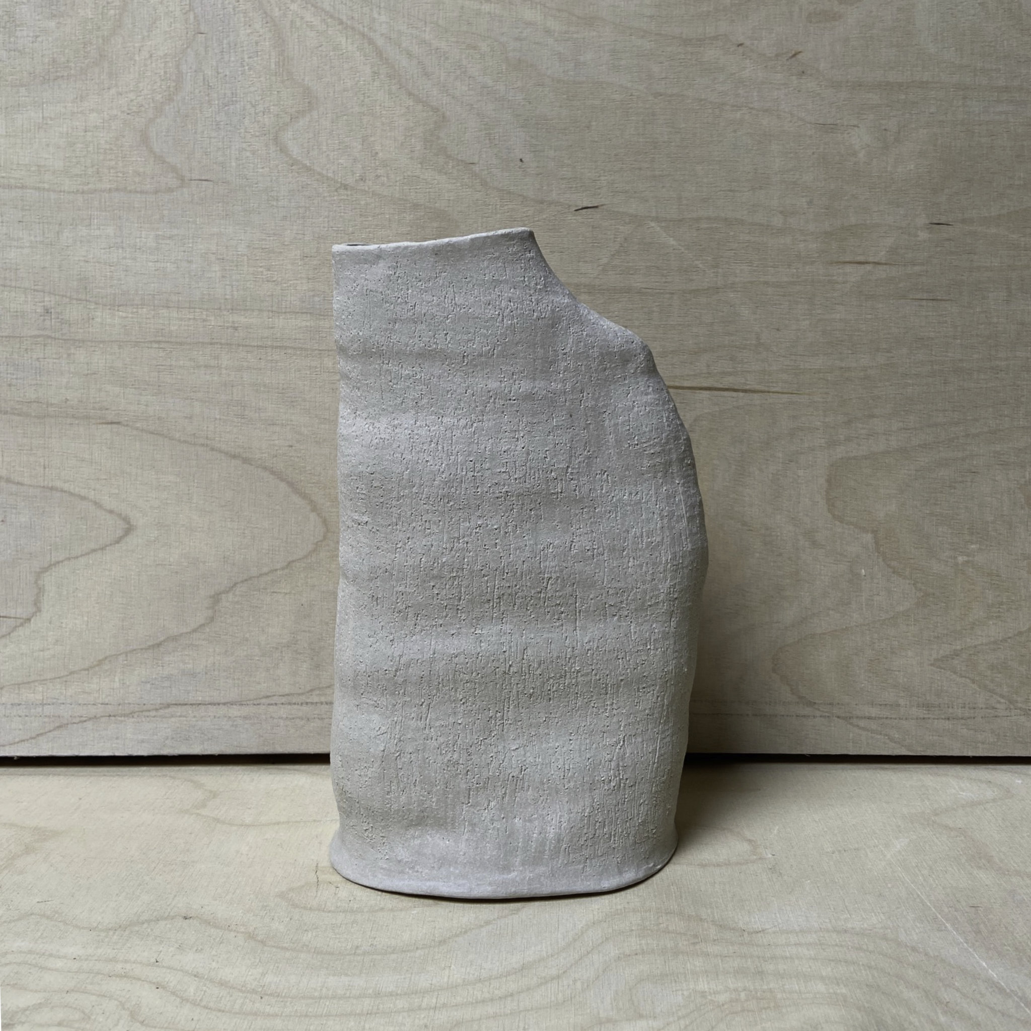 Anne Marie Peters Raw Vase