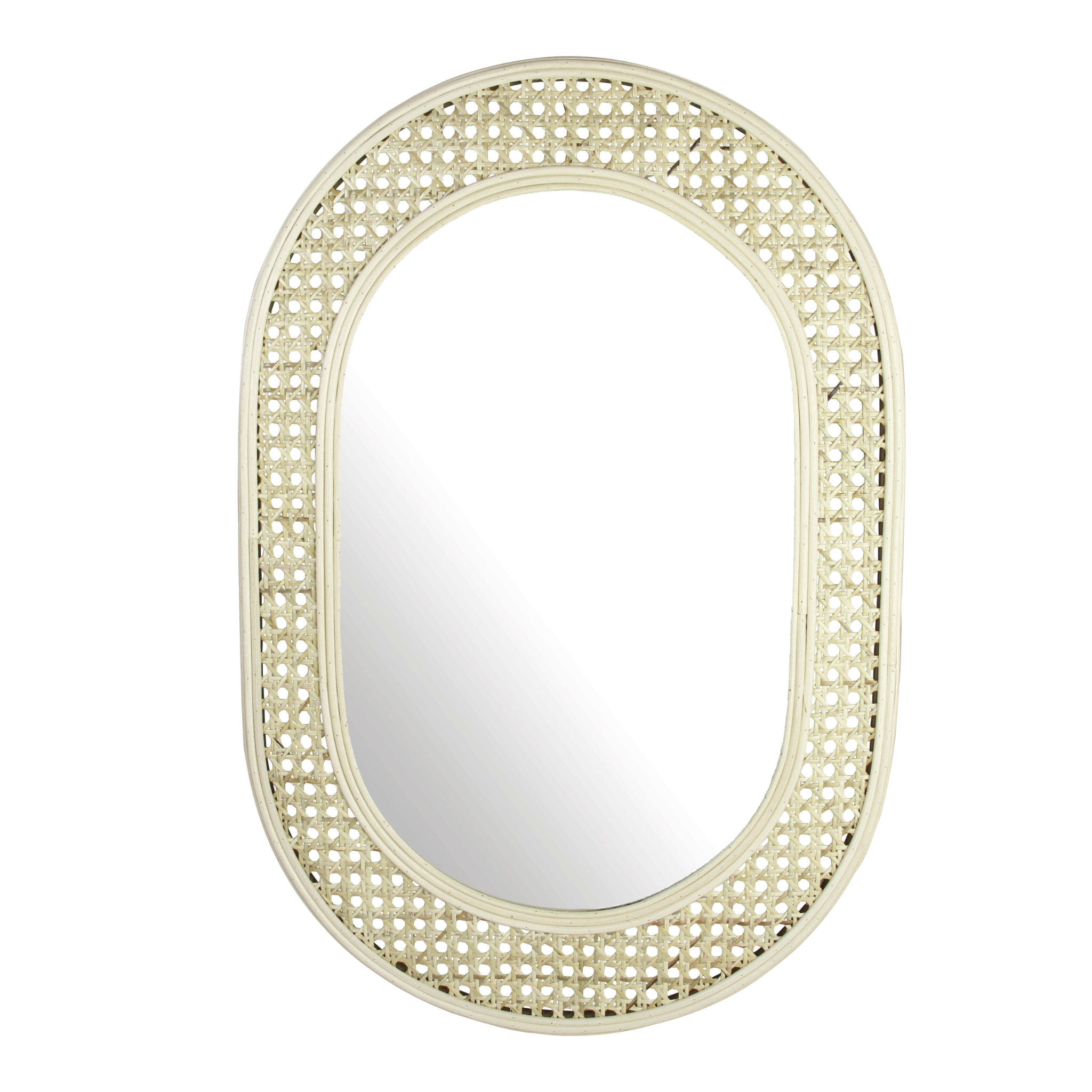 &Klevering Cannage Mirror