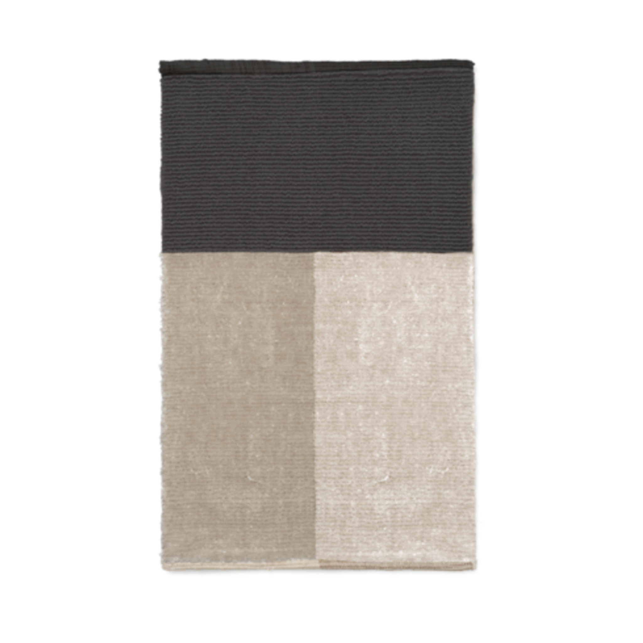 Ferm Living Pile Bath Mat- Grey