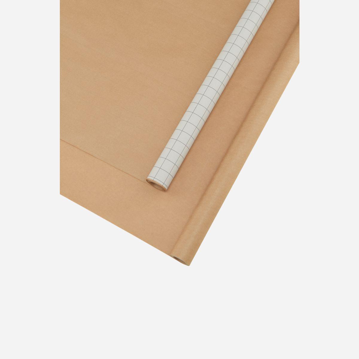 Monograph Gift Wrap Set
