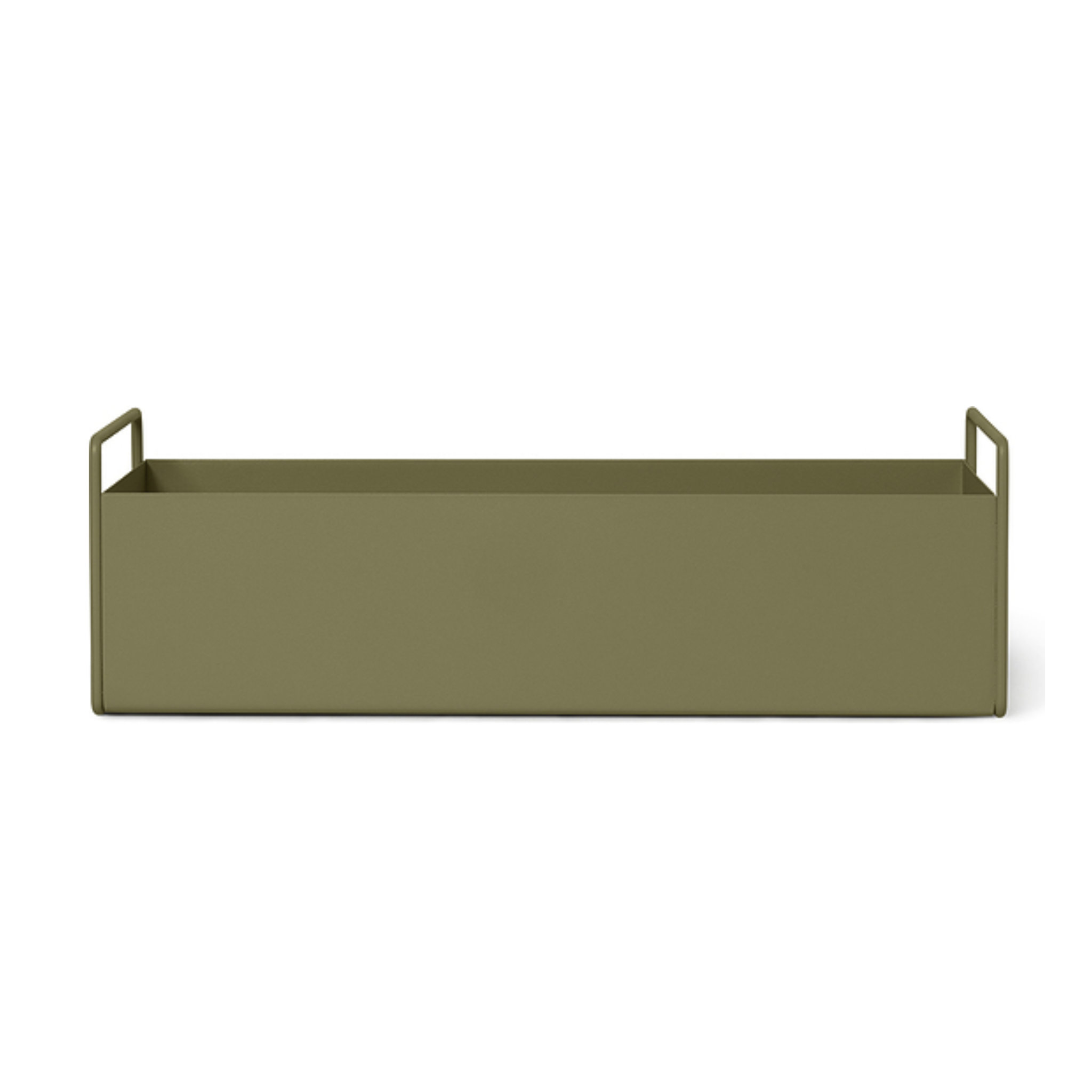 Ferm Living Plant Box- Olive