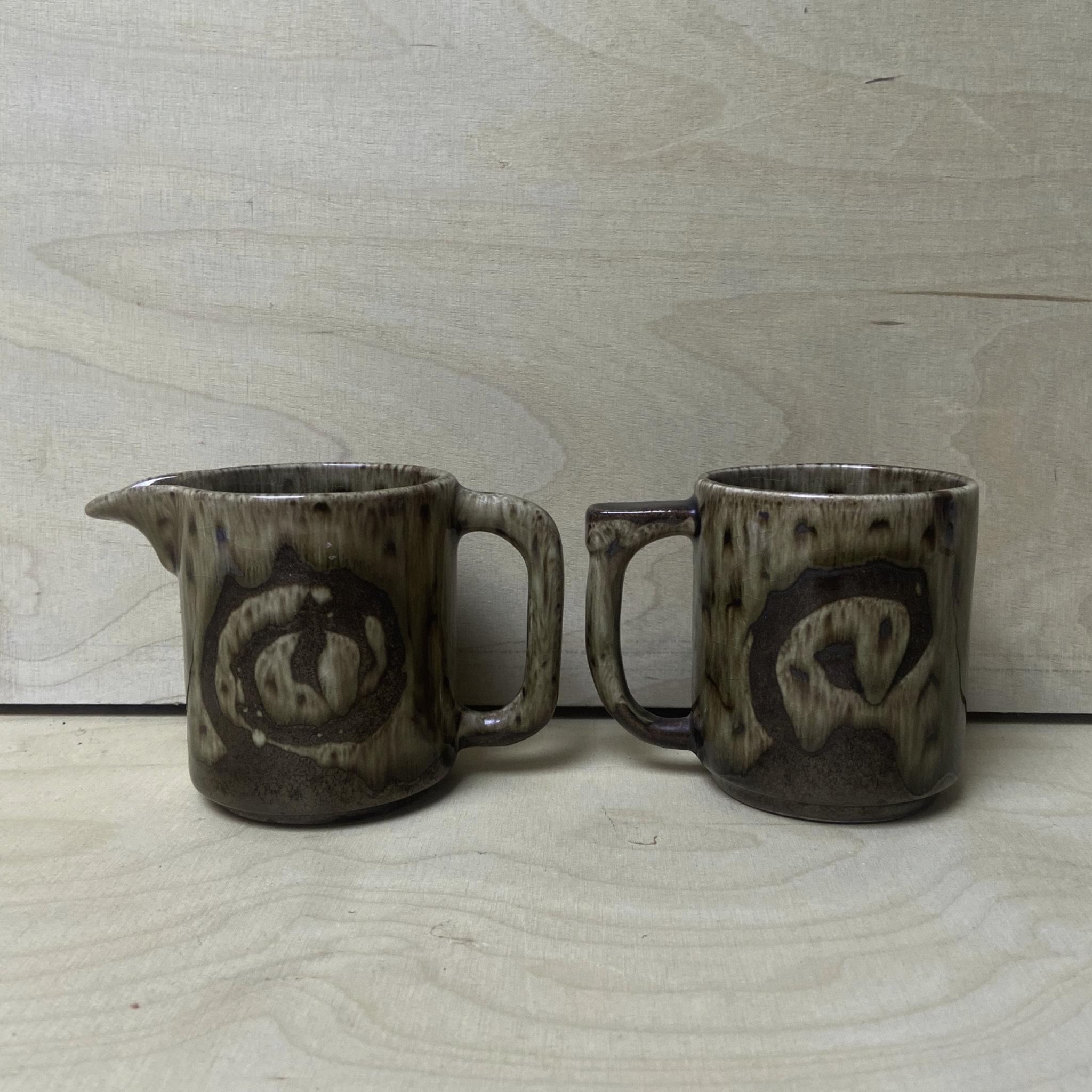 Vintage Cup & Jug Set
