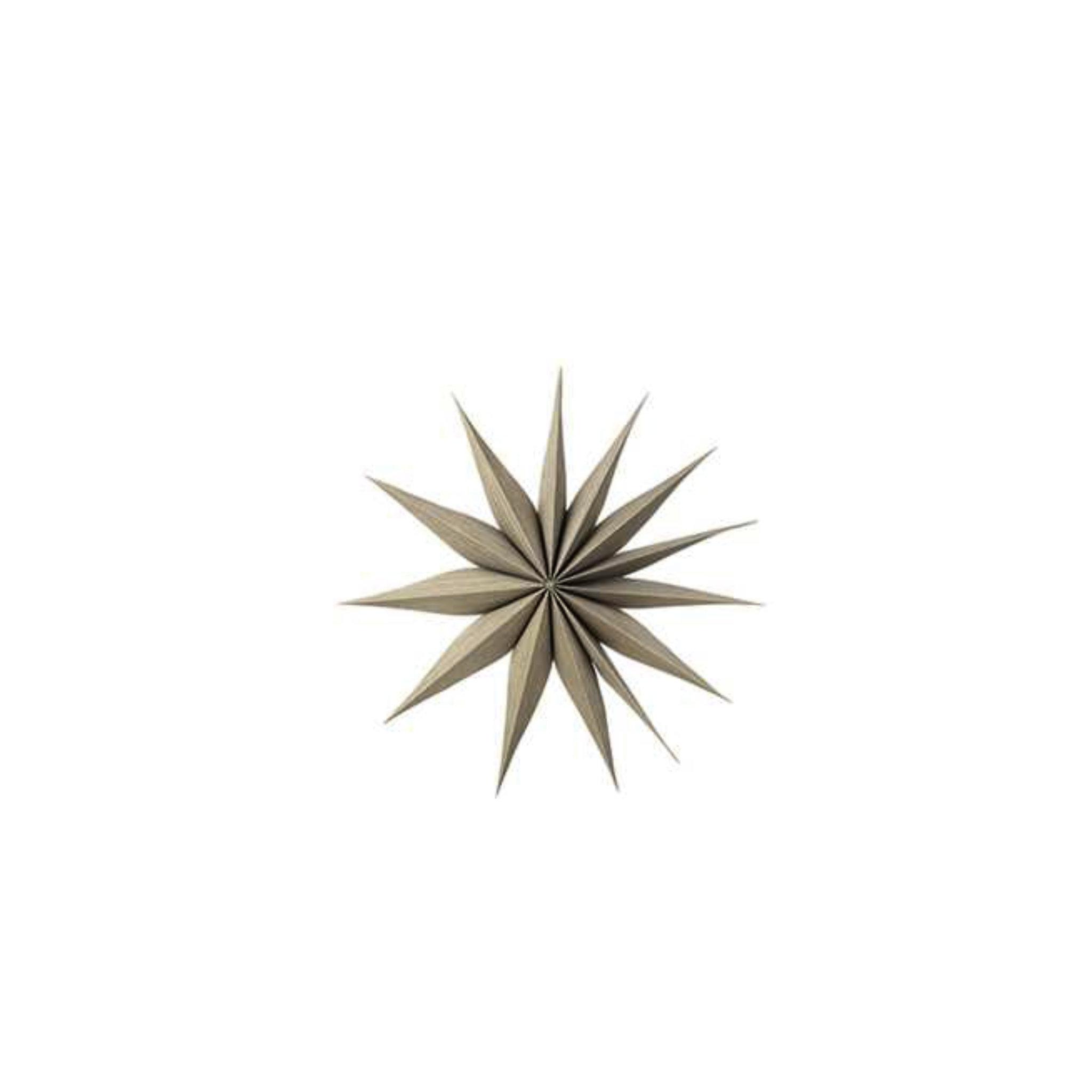 Broste Copenhagen Deco Star- Medium