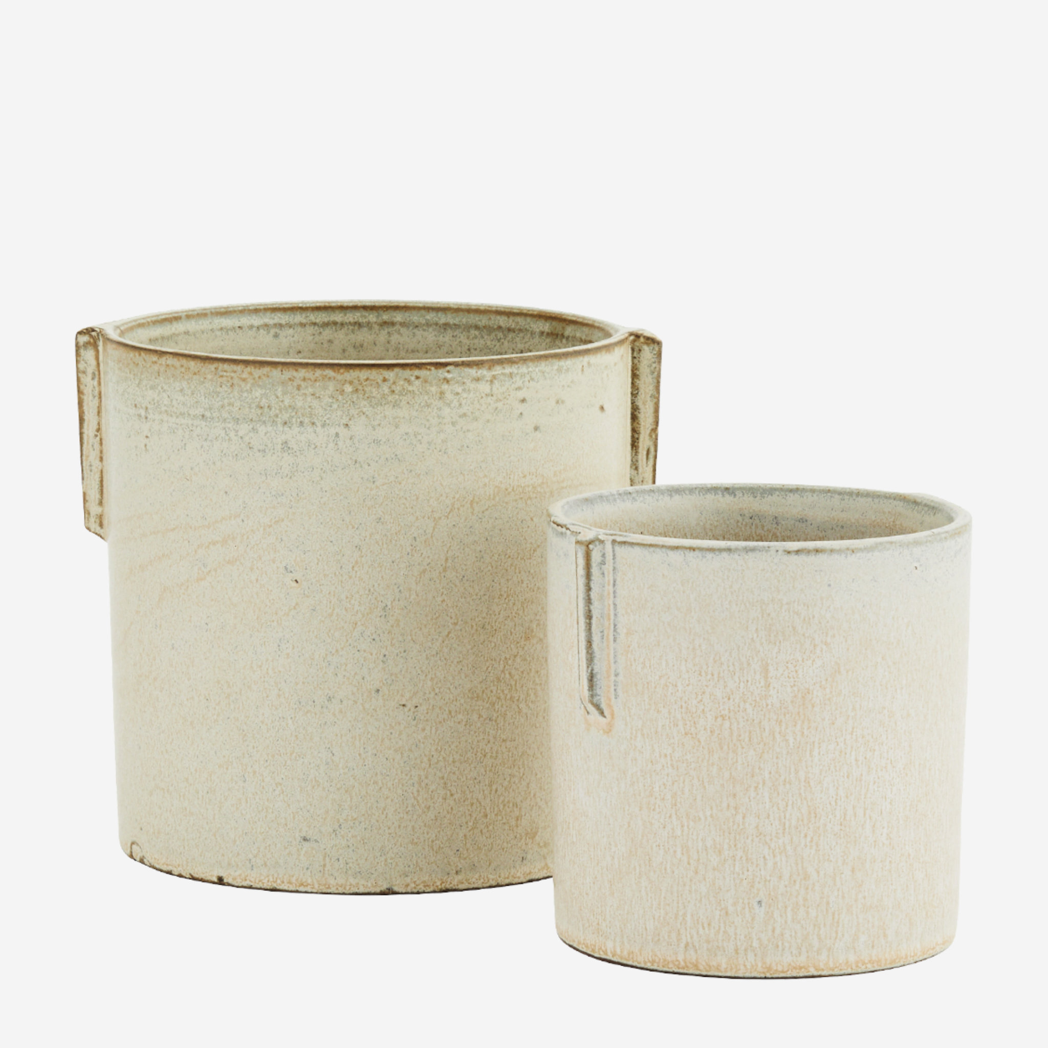 Madam Stoltz Planters- Set Of 2