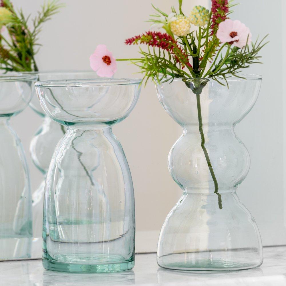 Eco Single Petite Bottle Vase
