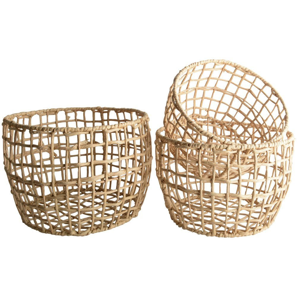 Lobster Basket Set Of 3