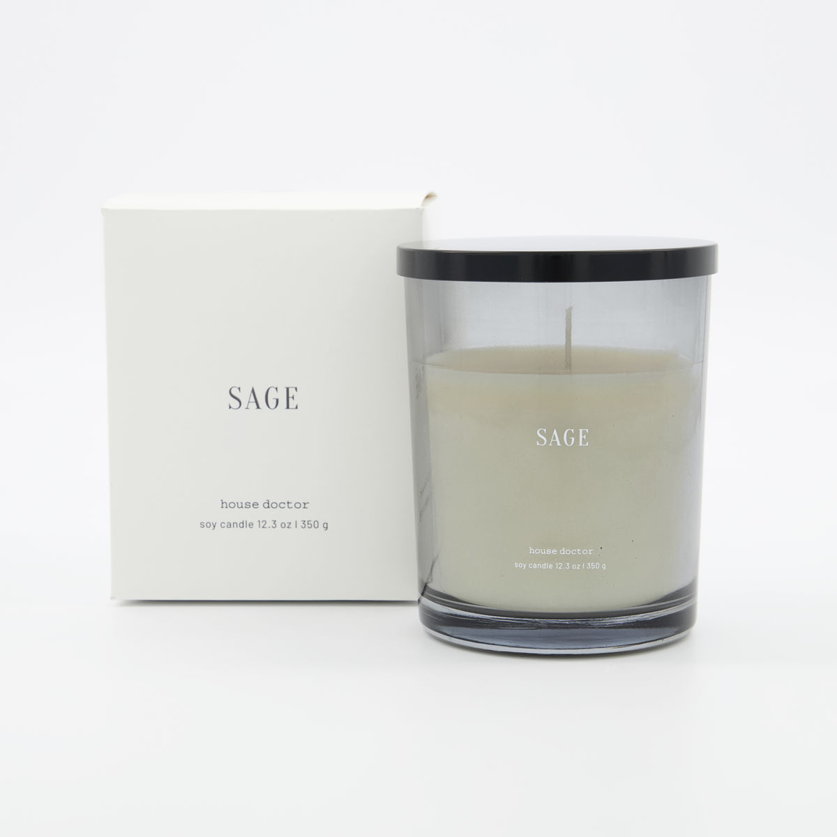 House Doctor Scented Candle- Sage