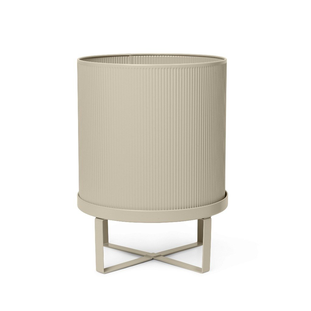 Ferm Living Bau Pot- Cashmere- Large