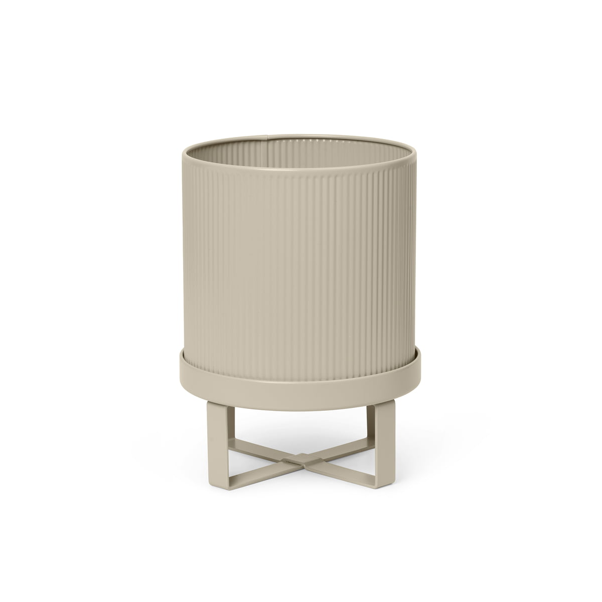 Ferm Living Bau Pot- Cashmere- Small