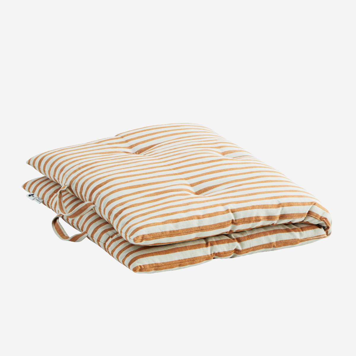 Madam Stoltz Striped Cotton Mattress
