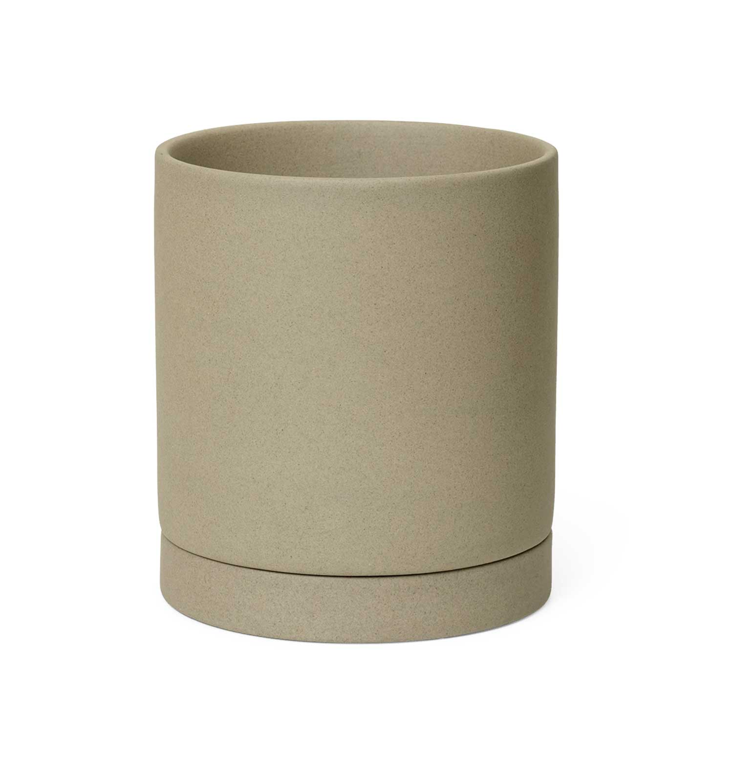 Ferm Living- Sekki Pot- Medium- Sand
